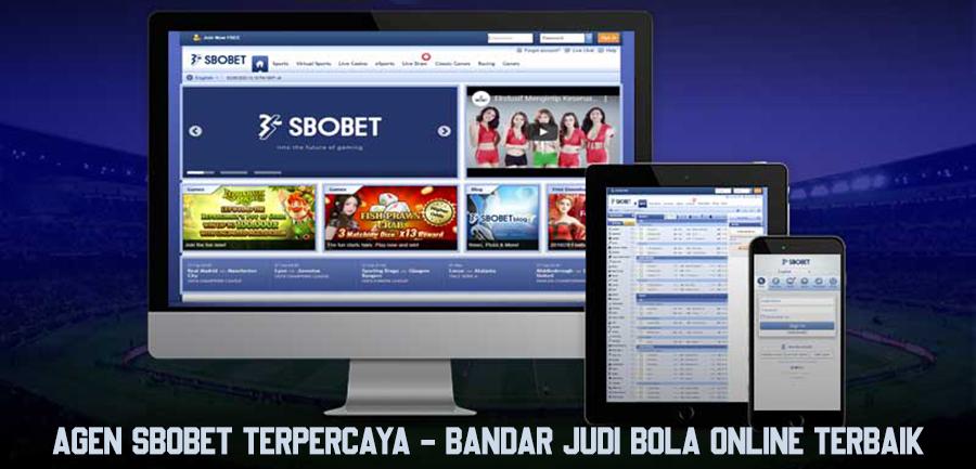 Agen Sbobet Terpercaya - Bandar Judi Bola Online Terbaik